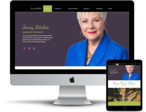 Jenny Ritchie, Marriage Celebrant Auckland NZ